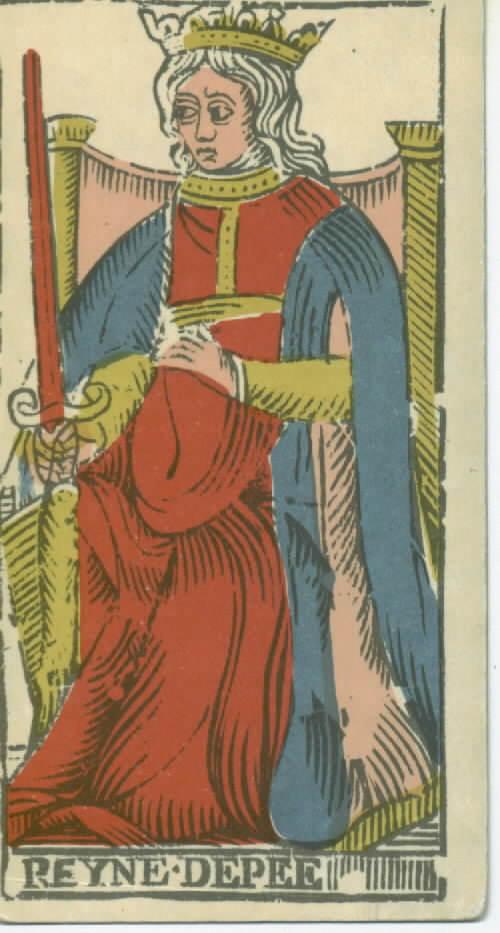 Reyne d'Épée